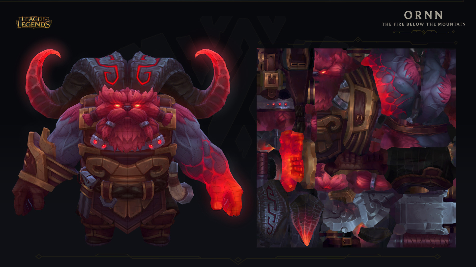 "Check My Credit >> Ornn ""The Fire below the mountain"" - League of Legends"