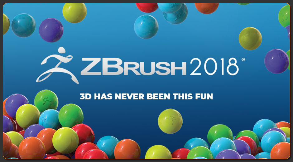 ZBrush 2018 Has Arrived!