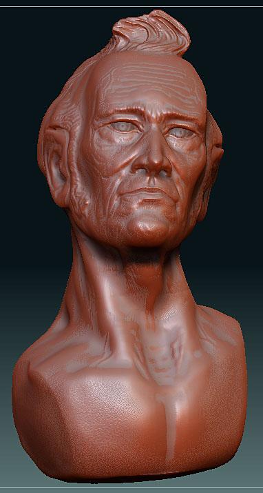 My digital sculpting stuff