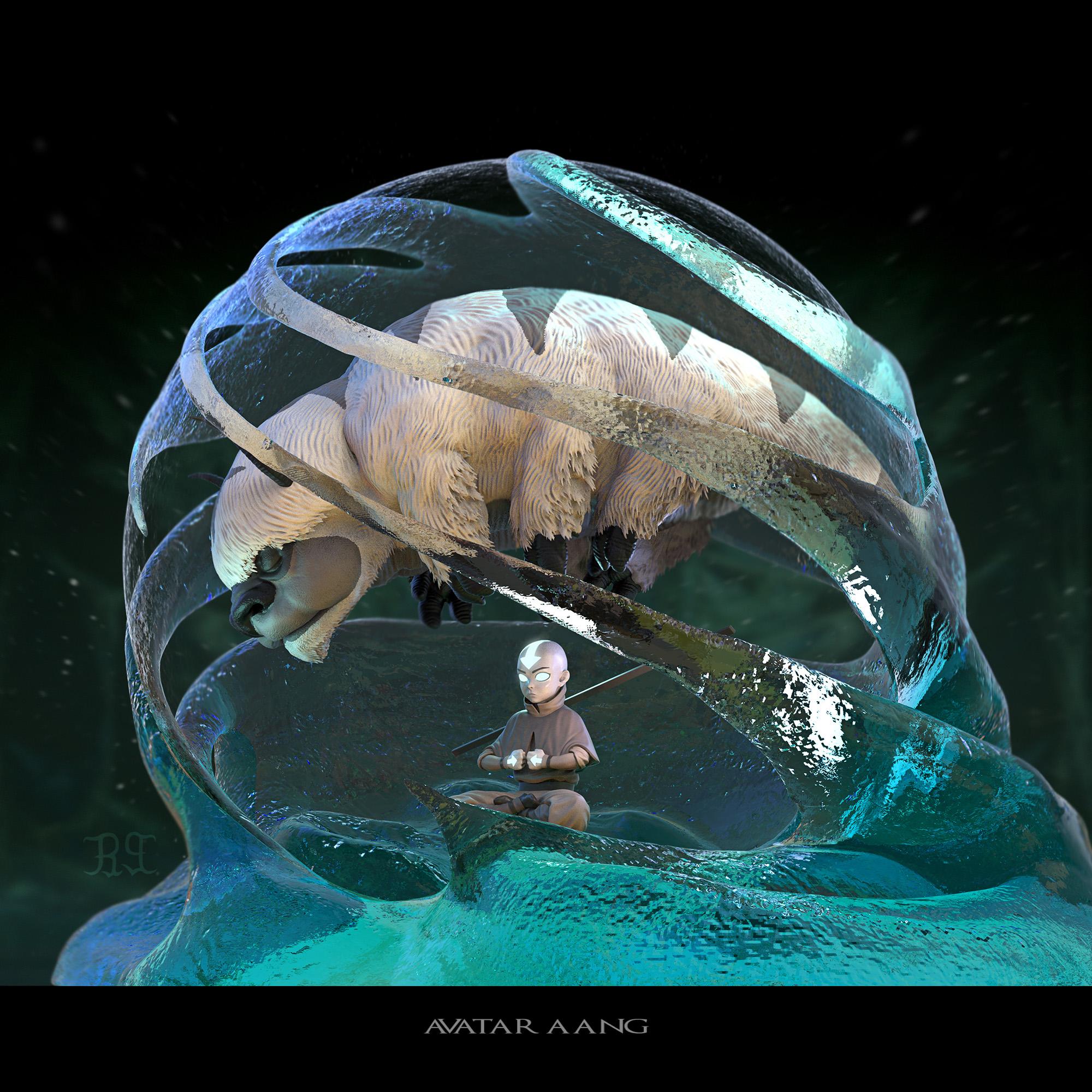Avatar 2 Date: Avatar Aang. The Last Airbender