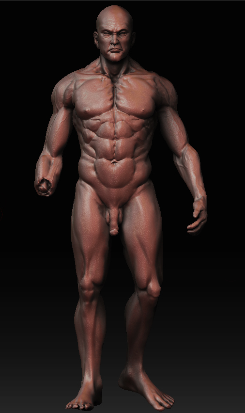 black muscle men dating