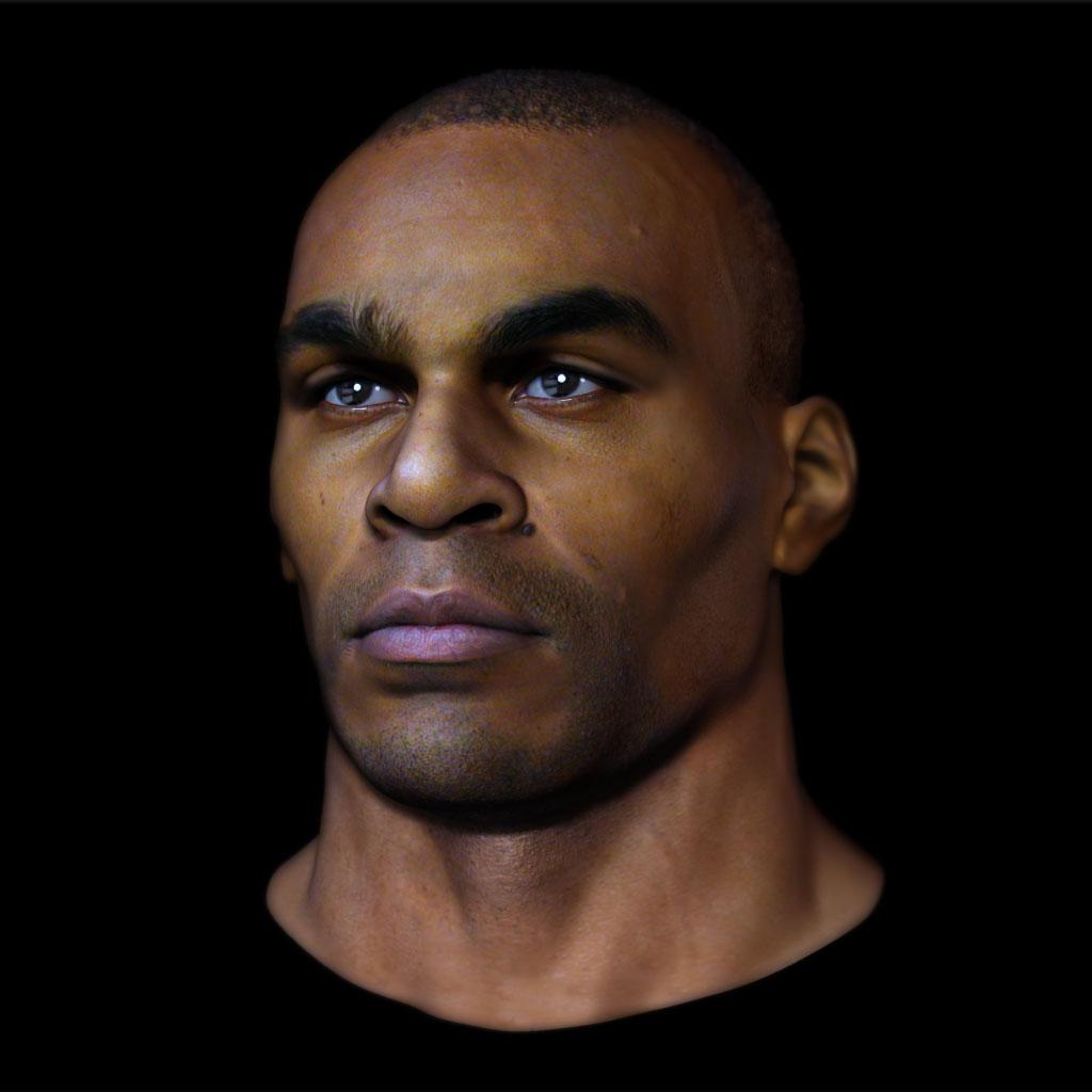 New Head + Maya Character Creator for free download